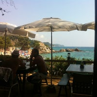 Photo taken at Cala Treumal Restaurant by TOT XARXES on 8/23/2013