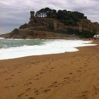 Photo taken at Gran Beach by TOT XARXES on 9/29/2012