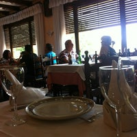 Photo taken at La Falda del Montseny by TOT XARXES on 7/14/2013