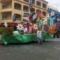 Photo taken at Carnaval 2.013 - PLATJA D'ARO by TOT XARXES on 2/9/2013