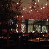 Photo taken at Kumi Japanese Restaurant + Bar by Graeme H. on 10/22/2013