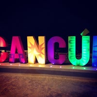 Photo taken at Cancún by Danilo A. on 8/11/2014