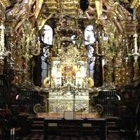 Photo taken at Catedral de Santiago de Compostela by Santiago G. on 12/24/2012