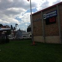 Photo taken at Barringer High School by 🇯🇲Biggz🇻🇮 on 8/16/2013