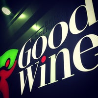 Снимок сделан в Good Wine пользователем Сергей Д. 5/17/2013