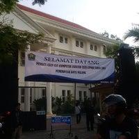 Photo taken at SMK Negeri 4 Malang by Adi P. on 11/21/2014