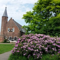 Photo taken at Stadskweektuin by Wouter B. on 5/27/2018