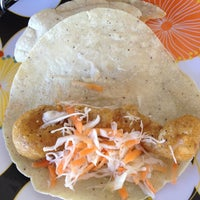 Foto tomada en Marisma Fish Taco por Chayito Z. el 2/3/2013