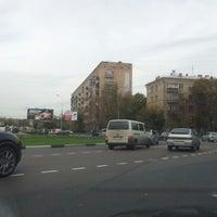 Photo taken at Площадь Ромена Роллана by Vasiliy [cccp_yo™] I. on 9/27/2012
