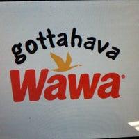 Photo taken at Wawa by Mark P. on 2/24/2013