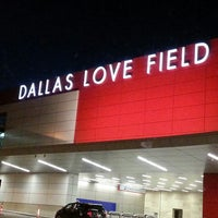 Photo taken at Dallas Love Field (DAL) by Mark P. on 3/18/2013