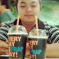 Photo taken at The Frap Bar by Nicko Angelo T. on 6/22/2013