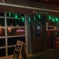 Photo taken at Klimat by David on 12/24/2012