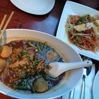 Photo taken at Thai Rice by Pailin P. on 1/27/2013