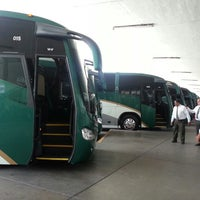 Photo taken at Terminal Central de Autobuses del Poniente by Veronice O. on 4/20/2013