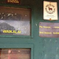 Photo taken at waikalai by Chris O. on 2/22/2014