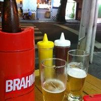 Photo taken at Amarelinho Bar by Orlando d. on 3/13/2013