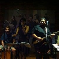 Photo taken at Saint's Bar & Kitchen by Augustine Gerad L. on 8/30/2013
