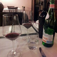 Photo taken at Osteria Grand hotel by Feba on 11/8/2012