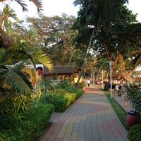 Photo taken at Cidade de Goa by Evgeniy P. on 2/19/2013