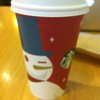 Photo taken at Starbucks by Andrea N. on 10/22/2012