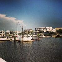 Photo taken at Bald Head Island by Lauren F. on 9/2/2013