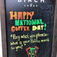 9/29/2018 tarihinde Mitchell L.ziyaretçi tarafından Birch Coffee'de çekilen fotoğraf