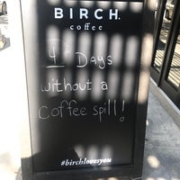 Photo taken at Birch Coffee by Mitchell L. on 8/26/2017