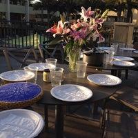 Photo taken at Coronado North Pool by Esra S. on 6/21/2014