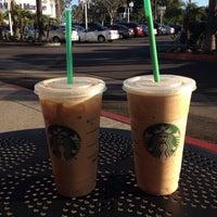 Photo taken at Starbucks by Esra S. on 2/15/2014