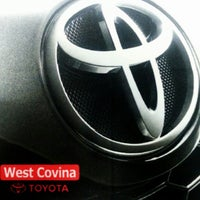 Photo taken at Penske Toyota of West Covina by Frank G. on 5/11/2013