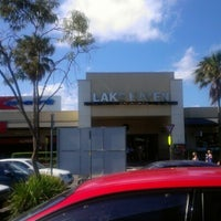 Photo taken at Lake Haven Shopping Centre by Warren K. on 12/6/2012
