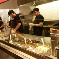 Photo taken at Chipotle Mexican Grill by Abdullah A. on 4/24/2014