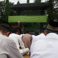 Photo taken at Pondok Pesantren Modern Islam (PPMI) Assalaam by handy n. on 7/27/2014