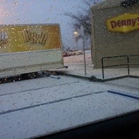 Photo taken at Denny's by Nicole H. on 1/10/2013