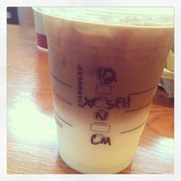 Photo taken at Starbucks by Alissa F. on 12/26/2012
