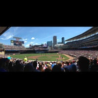 Photo taken at Target Field Station by Alissa F. on 6/21/2015