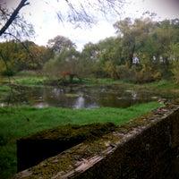 Photo taken at Van Patten Woods Forest Preserve by John L. on 10/7/2013