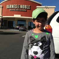 Photo taken at Barnes & Noble by Jason M. on 11/3/2012