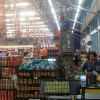 Photo taken at EURO Supermercado by Juan O. on 12/15/2012