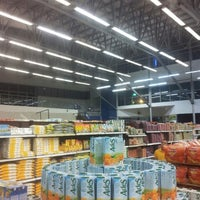 Photo taken at EURO Supermercado by Juan O. on 1/14/2013