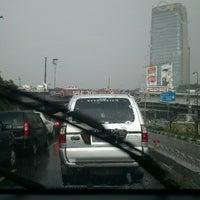 Photo taken at Jalan Mampang Prapatan Raya by Syed D. on 12/13/2013