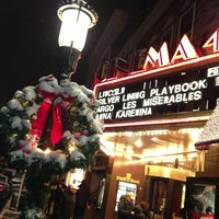 Photo taken at Bow Tie Tenafly Cinemas 4 by Phil C. on 12/30/2012