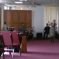 Photo taken at Crossroads Christian Center by Diana B. on 3/3/2013