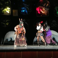 Foto tirada no(a) Театр киноактера por Юлия Р. em 12/15/2012