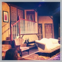 Photo taken at Pocket Sandwich Theatre by Mercy N. on 3/24/2013