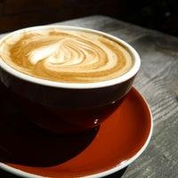 Photo taken at Moccu Espresso-Bar by Thomas on 6/6/2013