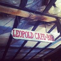 Photo taken at Leopold Café by Anna Z. on 2/19/2013