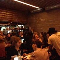 Photo taken at Momo Sushi Shack by Rose C. on 1/21/2013
