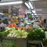 Photo taken at Or Tor Kor Market by Napatr R. on 11/11/2012